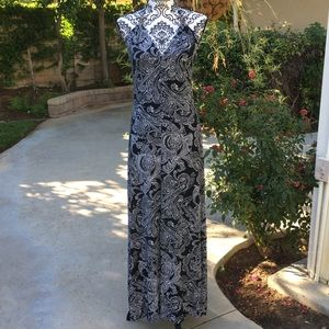 ❤️ Victoria Secret Paisley halter tie maxi dress